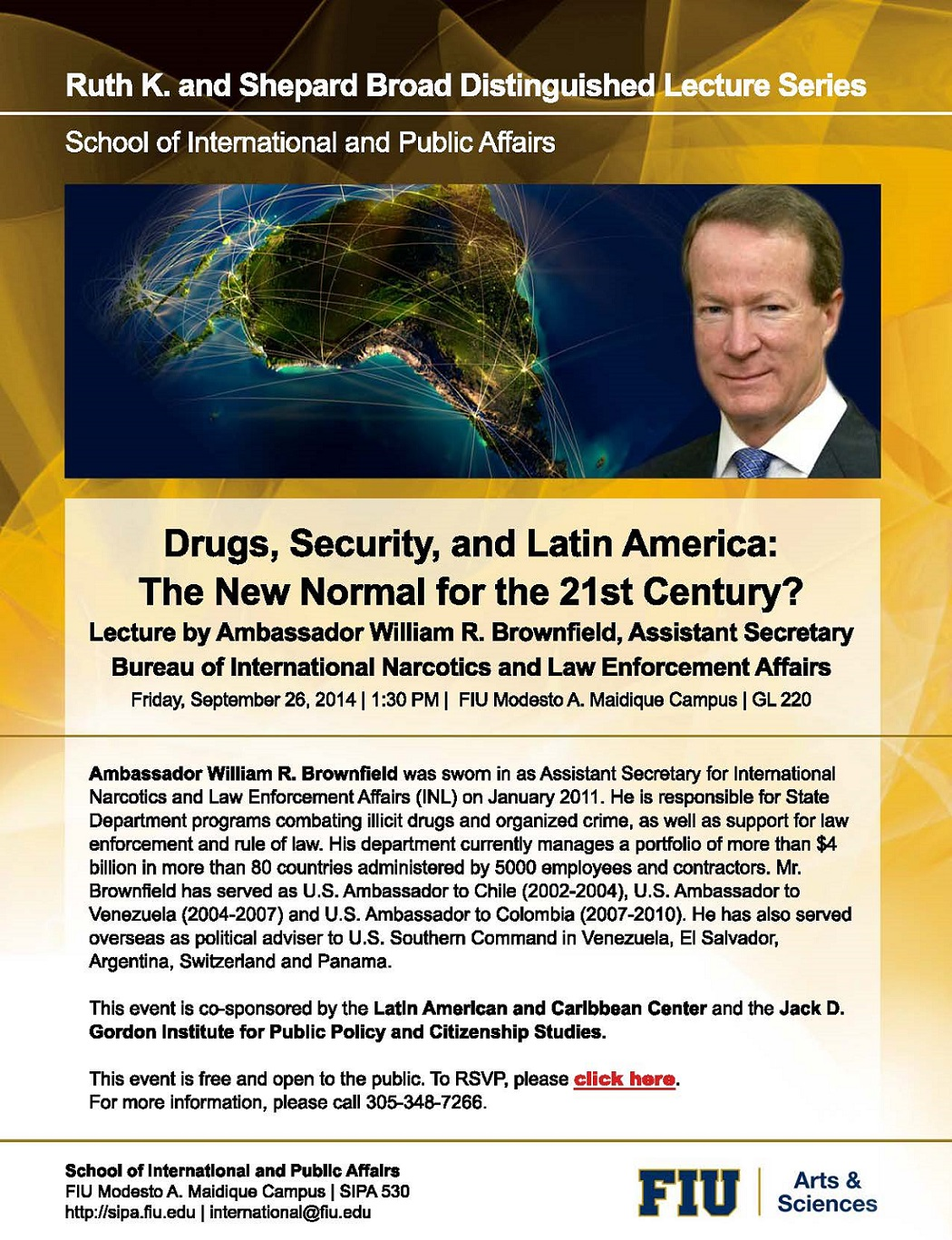 Drugs, Security, and Latin America: The New Normal for the
